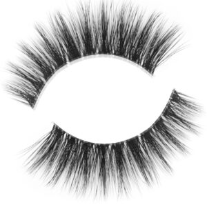 CLEAR BAND FAUX MINK DS040