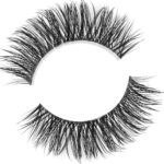 CLEAR BAND FAUX MINK DS033